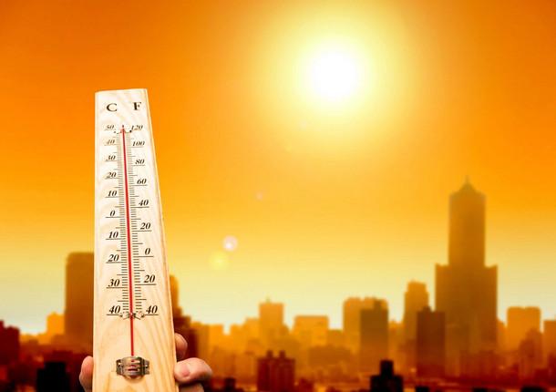 Вновь в Тольятти был перекрыт абсолютный максимум температуры