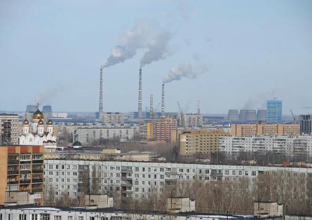 В Тольятти в центральном районе воздух был сильно насыщен аммиаком