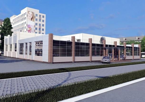 В Тольятти строят новый бассейн