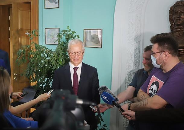 В Тольятти был избран новый глава города