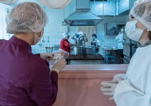 В Тольятти прошла проверка школьного питания